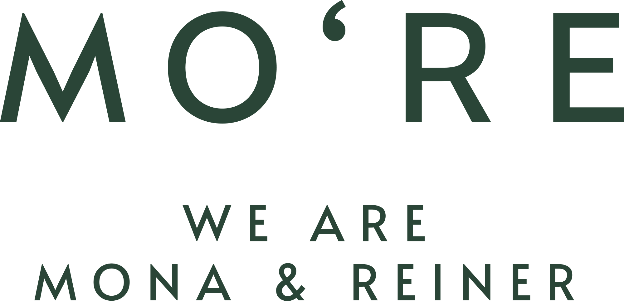Mona und Reiner online Logo